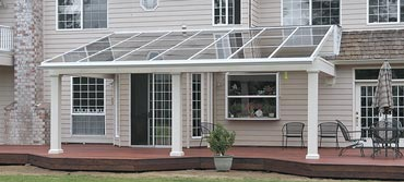 Patio Awning in Vancouver WA