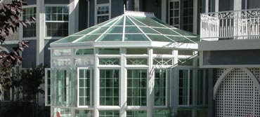 victorian style conservatory in Sacramento ca