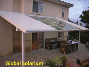 Custom Patio Awning Global Solariums