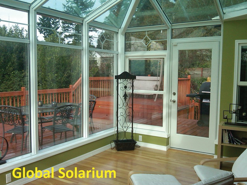 Deck Enclosure Sunroom