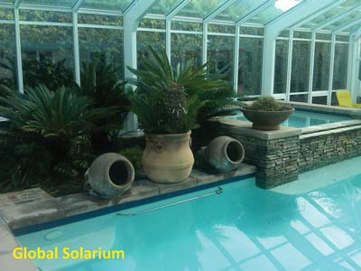 Pool Enclosure and Spa Global Solariums
