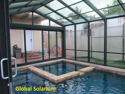 Sunrooms and Spas Global Solariums