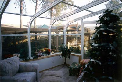 Holiday Sunroom