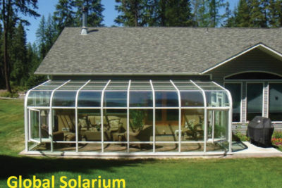 Sunroom Addition Global Solarium