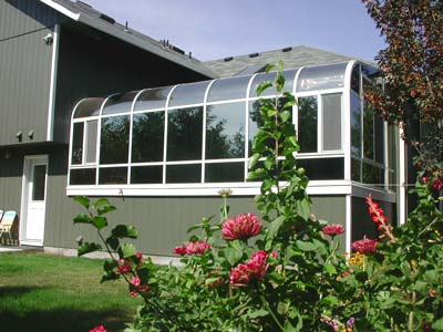 Greenhouse Sunroom