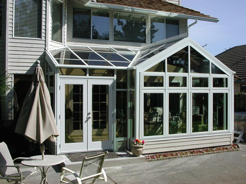 Sunroom Frame Materials in Vancouver WA