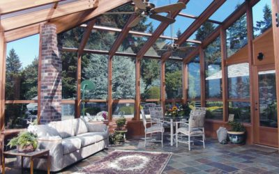 Feeling Cramped?  Add a Sunroom to Give Yourself Some Space