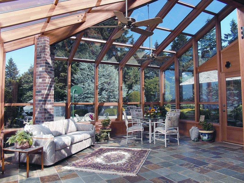 Sunroom Installation Benefits Vancouver WA