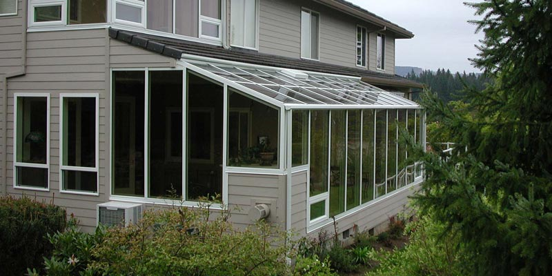 Sunrooms and Standard Additions