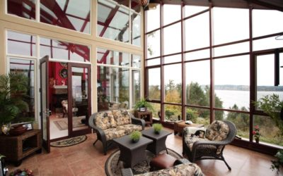 Taking Care of Your Sunroom During a Winter Storm