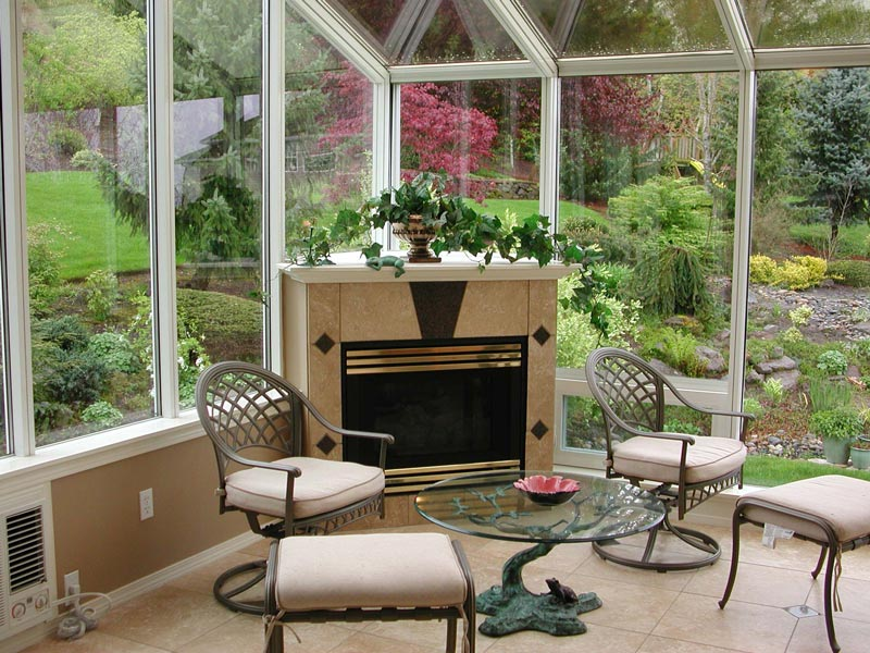 Conservatories in Vancouver WA