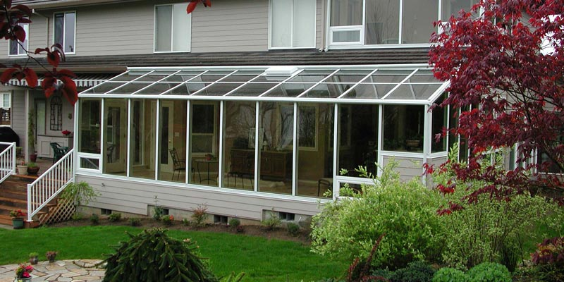 Sunroom Additions in Vancouver WA