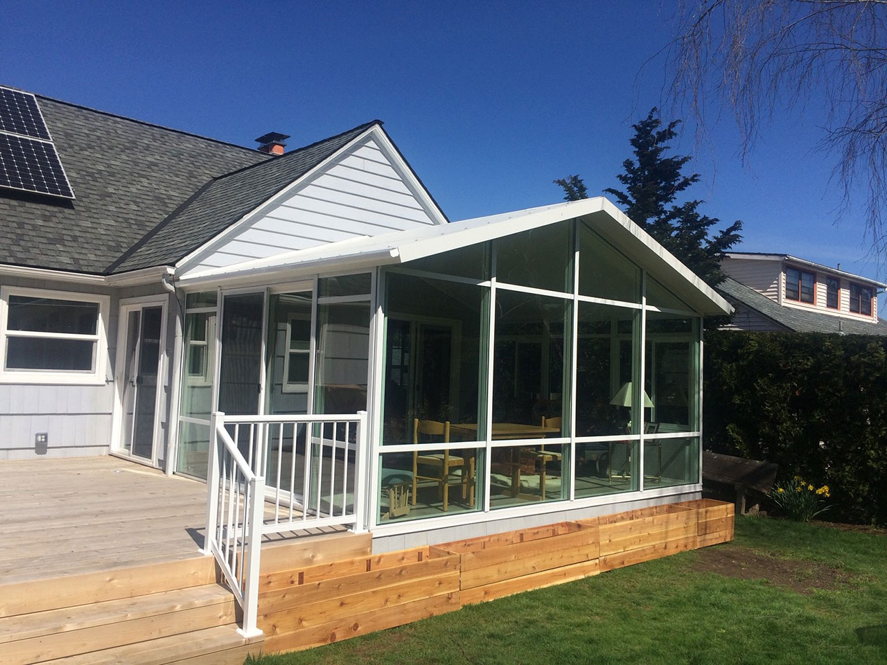 Patio Room Installer in Vancouver Wa