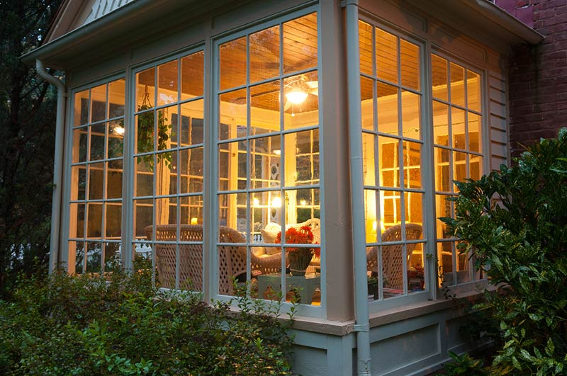 Guide to Keeping Your Sunroom Warm in the Winter Months