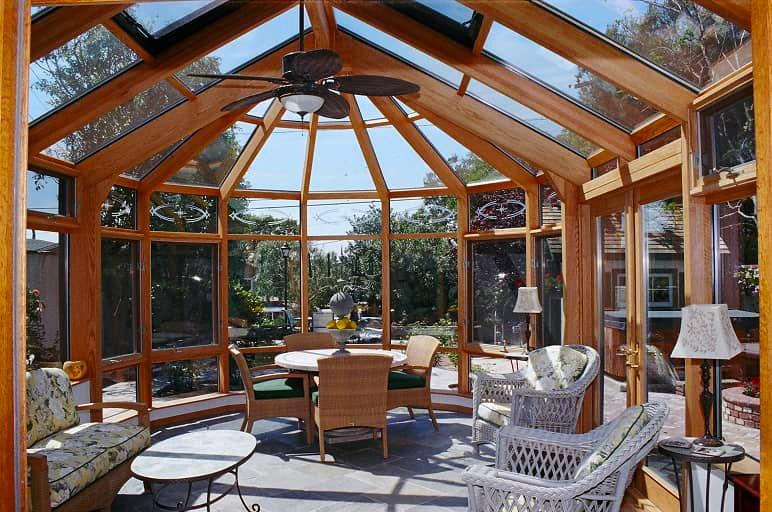 Remodeling your Home? Include a Sunroom